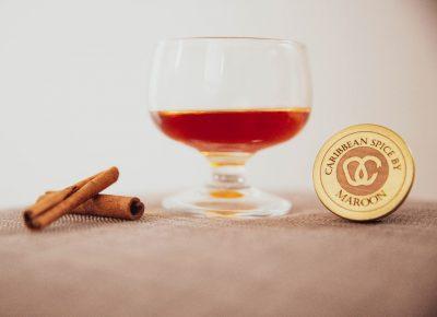 maroon caraïbes caribbean spice boisson rhum épicé authentique cannelle racine