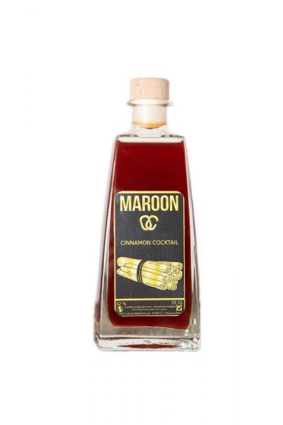 cinnamon cocktail maroon caribbean spice boisson caraïbes rhum épicé authentique racine