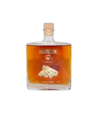 maroon spice boisson cannelle racine caraïbes caribbean rhum épicé authentique