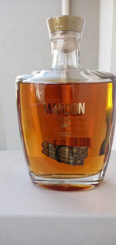 maroon caribbean spice bois bandé caraïbes rhum épicé authentique racine