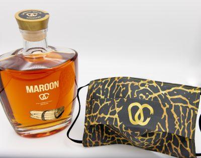 masque maroon safari caribbean spice canelle caraïbes rhum épicé authentique racine