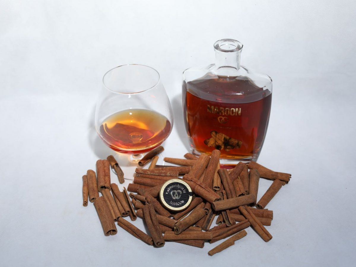 maroon spice boisson caribbean caraïbes rhum épicé authentique racine cannelle